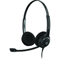 Sennheiser SC 260 Binaural Head-band headset