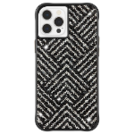 "Case-mate Brilliance mobile phone case 15.5 cm (6.1"") Cover Black, White"