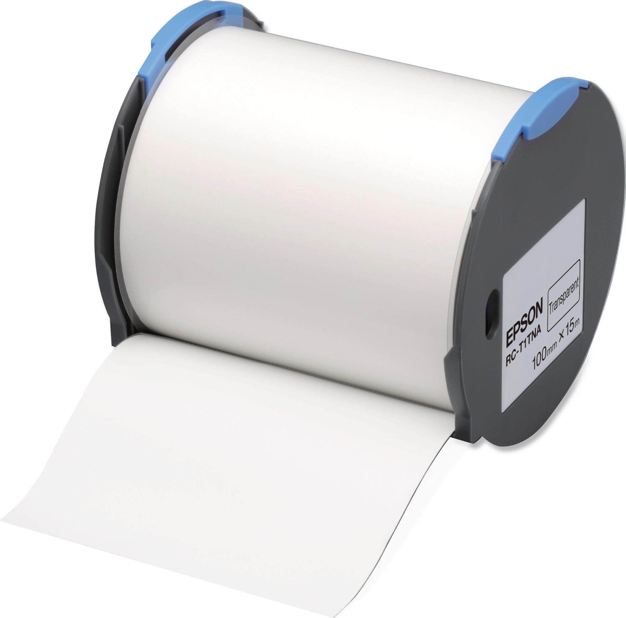 Epson Cinta RC-T1TNA transparente 100 mm