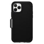 OtterBox Strada Folio Series for Apple iPhone 11 Pro, black