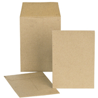 New Guardian Envelopes Lightweight Pocket Gummed 80gsm Manilla 98x67mm [Pack 2000]