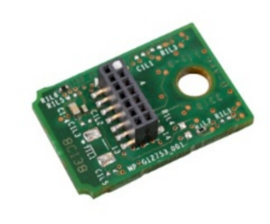 Intel AXXTPMENC8 data encryption device Internal