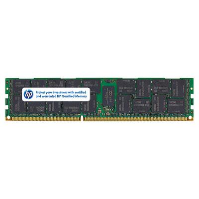 HP 4GB (1x4GB) Dual Rank x4 PC3-10600 (DDR3-1333) Registered CAS-9 Memory Kit 4GB DDR3 1333MHz memory module
