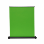 Celexon 1000004582 background screen Black, Green Polyester