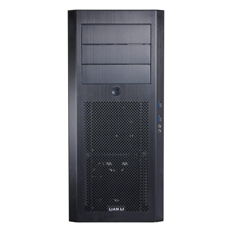 Lian Li PC-10NB Midi-Tower Black computer case