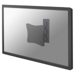 """Newstar FPMA-W810 27"""" Silver flat panel wall mount"""