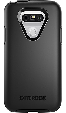 Otterbox 77-53522 Shell Black mobile phone case