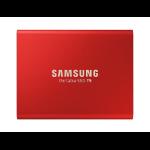 Samsung MU-PA1T0R/EU external solid state drive 1000 GB Red