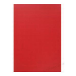 GBC PolyOpaque Binding Covers A4 300 Micron Dark Red (100) binding cover