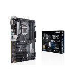 ASUS INTEL MOTHERBOARD PRIME H370-PLUS/CSM INTEL SOCKET 1151 INTEL H370 CHIPSET 4 X DDR4 DUAL CHANNEL MEMORY 2 X PCIE 3.0 X16 (SUPPORTS X16/X4 MODE)