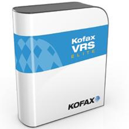 Kofax VRS Elite VP-P005-0001