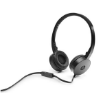 HP H2800 Binaural Head-band Black headset