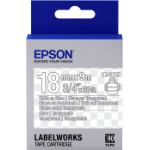 Epson LK-5TWN labelprinter-tape