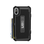 "Urban Armor Gear Trooper mobile phone case 14.7 cm (5.8"") Cover Black"