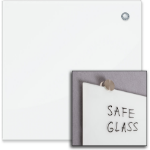 VivoLink VLGB1015W Glass White magnetic board