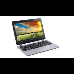"""Acer Aspire E 11 E3-111-C0QT 1.83GHz N2930 11.6"""" 1366 x 768pixels Silver"""