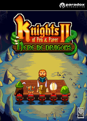 Nexway 805327 video game add-on/downloadable content (DLC) Video game downloadable content (DLC) PC/Mac/Linux Knights PenPaper II - Her BeDragons EPO