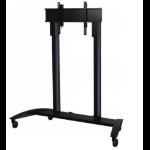 "Sharp L20PNSR780MEU flat panel floorstand Portable flat panel floor stand Black 2.03 m (80"")"