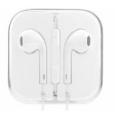 4XEM 4XAPPLEEARPODS headphone Intraaural In-ear White