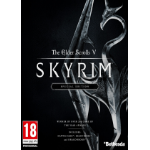 Bethesda The Elder Scrolls V: Skyrim Special Edition video game PC English