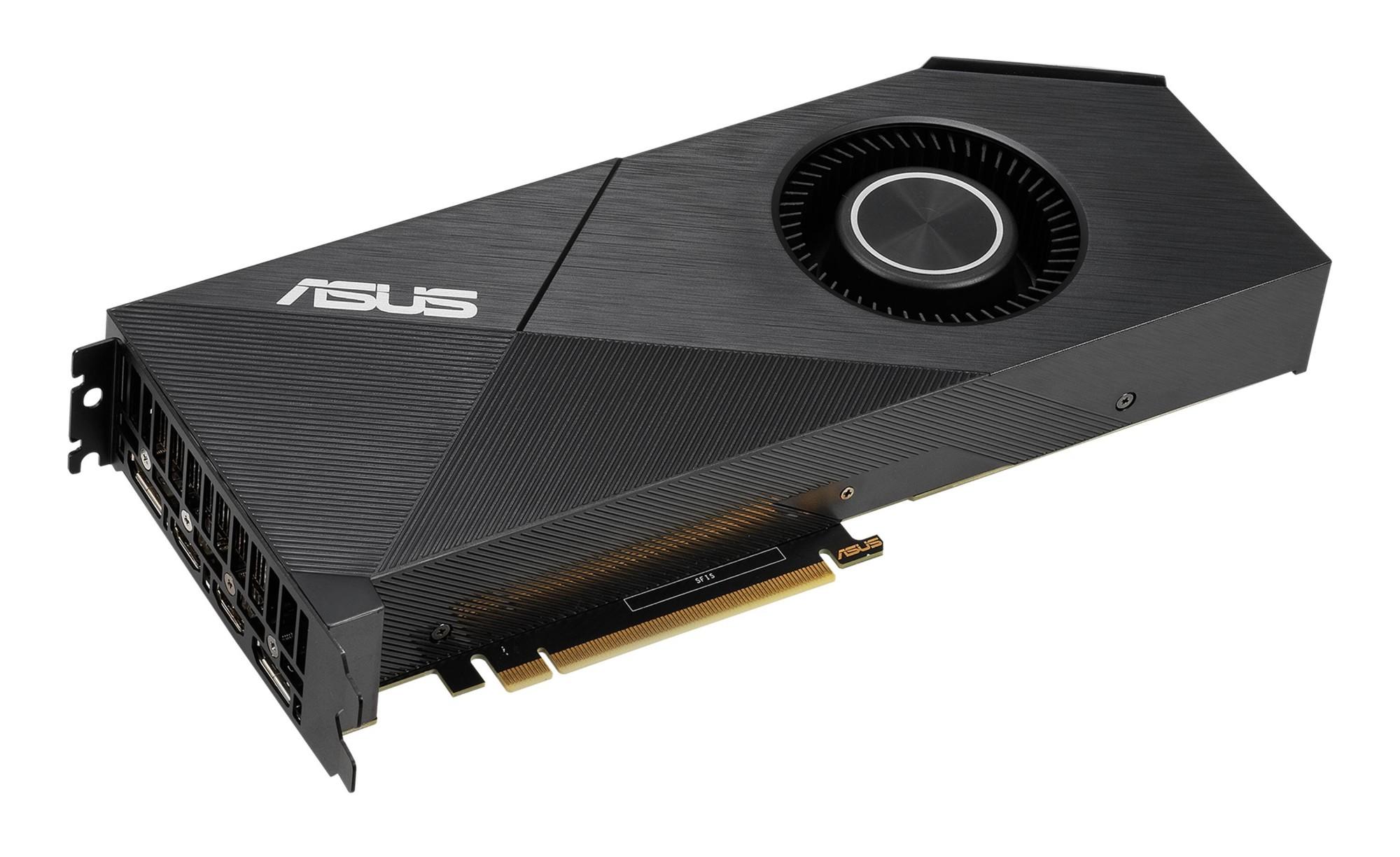 ASUS Turbo -RTX2060S-8G-EVO GeForce RTX 2060 SUPER 8 GB GDDR6