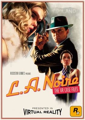 Nexway 831256 video game add-on/downloadable content (DLC) Video game downloadable content (DLC) PC L.A. Noire: The VR Case Files Español