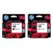 HP F6T40AE Black,Cyan,Magenta,Yellow ink cartridge
