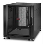 "APC NetShelter SX AR3003 12U 600mm(b) x 900mm(d) 19"" IT rack met zijpanelen"