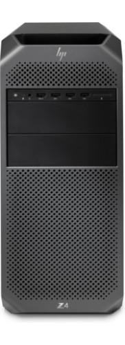 HP Z4 G4 3.6 GHz Intel® Xeon® Black Desktop Workstation