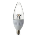 Verbatim CD-L330-C27-D 4.7W E12 Warm white LED bulb