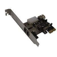 Dynamode PCIX3FW interface cards/adapter