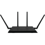 Netgear R7800 Dual-band (2.4 GHz / 5 GHz) Gigabit Ethernet Black wireless router