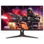 "AOC G2 27G2AE/BK LED display 68.6 cm (27"") 1920 x 1080 pixels Full HD Black, Red"