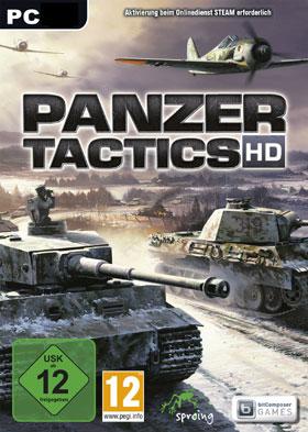 Nexway Panzer Tactics HD vídeo juego PC Básico Español