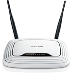 TP-Link 300 Mbps Wireless N Cable Router Easy Setup WPS Button UK Plug