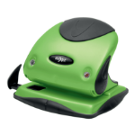 Rexel P225 hole punch 25 sheets Green