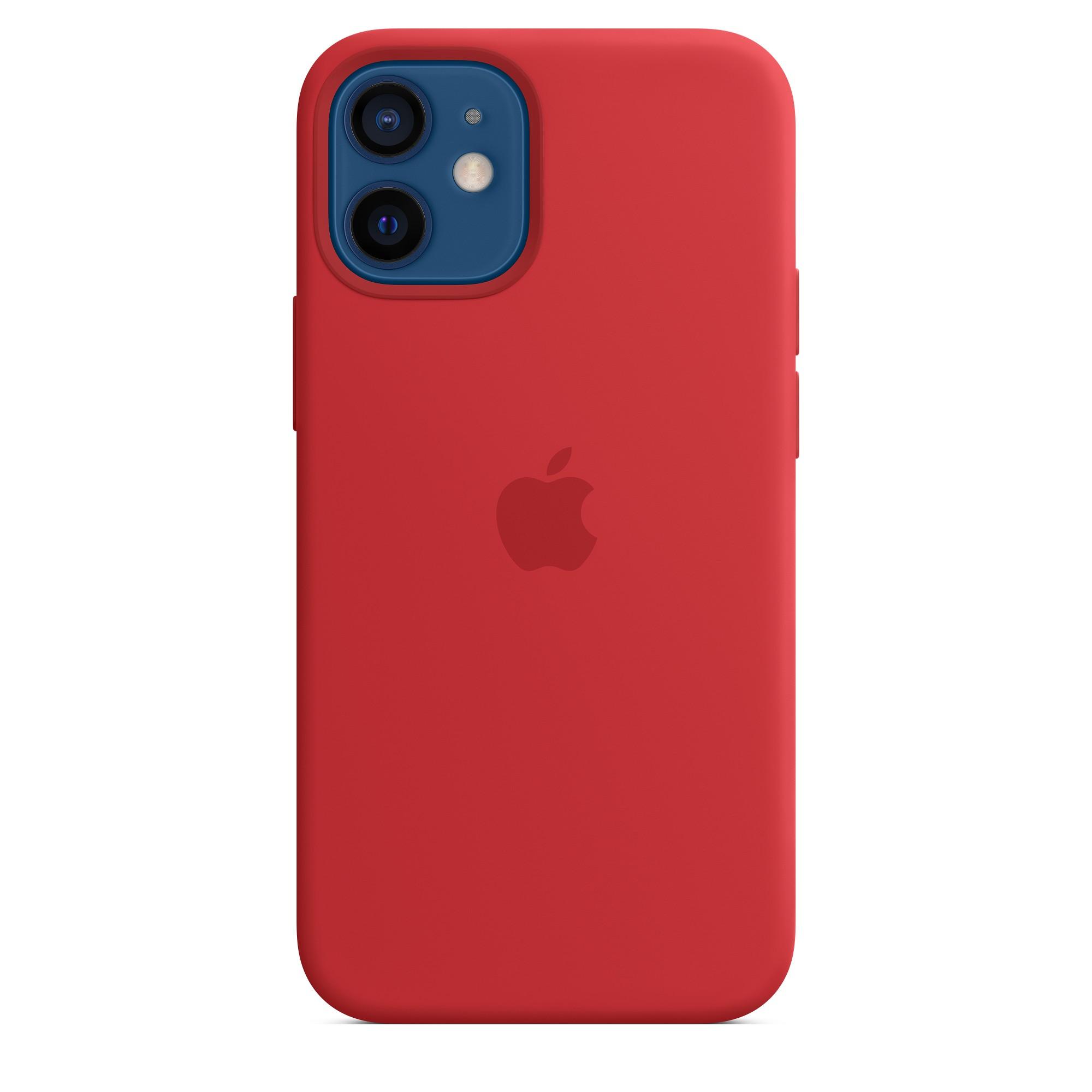 """Apple MHKW3ZM/A funda para teléfono móvil 13,7 cm (5.4"""") Rojo"""