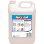 2WORK LEMON FLOOR GEL 5 LITRE 111