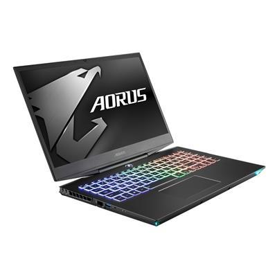 "AORUS Gigabyte Aorus 15-XA NVIDIA RTX 2070 16GB 15.6"" FHD 240Hz 4ms i7-9750H Gaming Laptop"