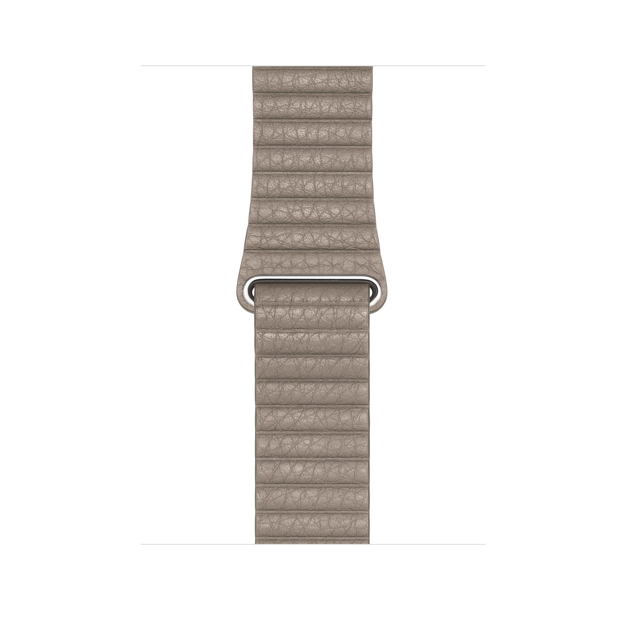 44mm Stone Leather Loop - Medium