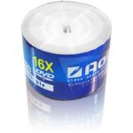 AONE DVD-R 16X 4.7GB 50PK Fullface Printable