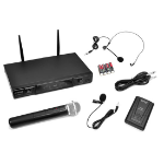 Pyle PDWM2115 wireless microphone system