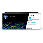 HP W2121X (212X) Toner cyan, 10K pages