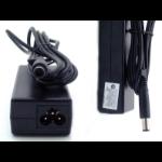 HP 609939-001 power adapter/inverter Indoor 65 W Black