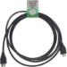 Belkin F8V3311B12 3.65m HDMI HDMI Black HDMI cable