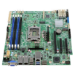 Intel DBS1200SPOR placa base para servidor y estación de trabajo micro ATX Intel® C236