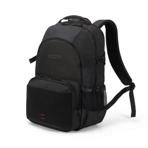 Dicota Hero E-Sports backpack Black Polyester