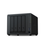 Synology DiskStation DS420+ data-opslag-server NAS Desktop Ethernet LAN Zwart J4025