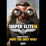 Rebellion Sniper Elite III, Target Hitler: Hunt the Grey Wolf Video game downloadable content (DLC) PC Deutsch, Englisch, Spanisch, Französisch, Italienisch