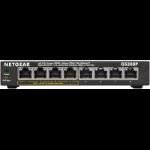 NETGEAR SOHO 8-Port Gigabit Unmanaged Switch with 4-Port PoE